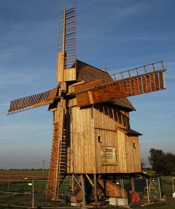Bockwindmühle Krippendorf